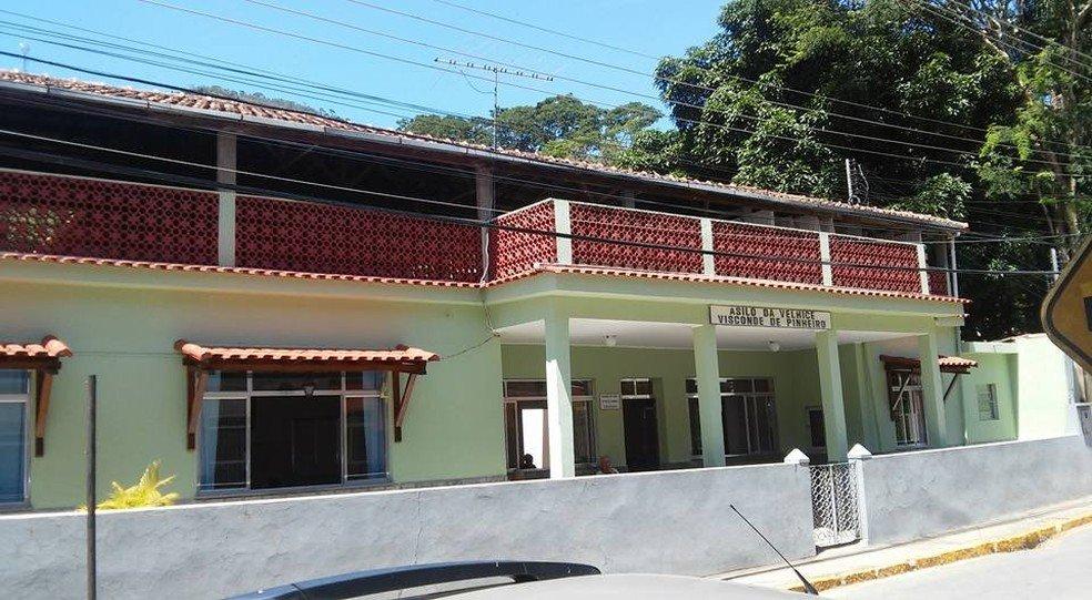 Asilo Visconde de Pinheiro, em Cantagalo, está com surto de Covid-19