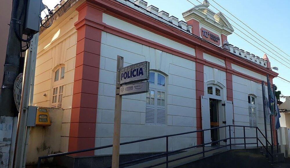 112ª Delegacia Legal de Carmo, na Região Serrana do Rio de Janeiro