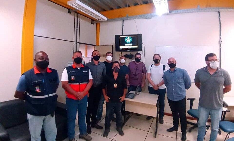 Autoridades de Cordeiro e Macuco se unem para discutir sobre segurança pública