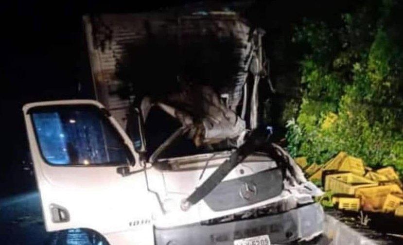 Duas crianças e dois adultos morrem em acidente na BR-116 na Região Serrana