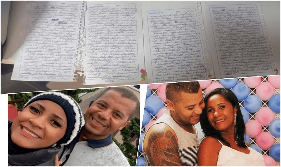 Ex-marido mata mulher estrangulada e comete suicídio em seguida