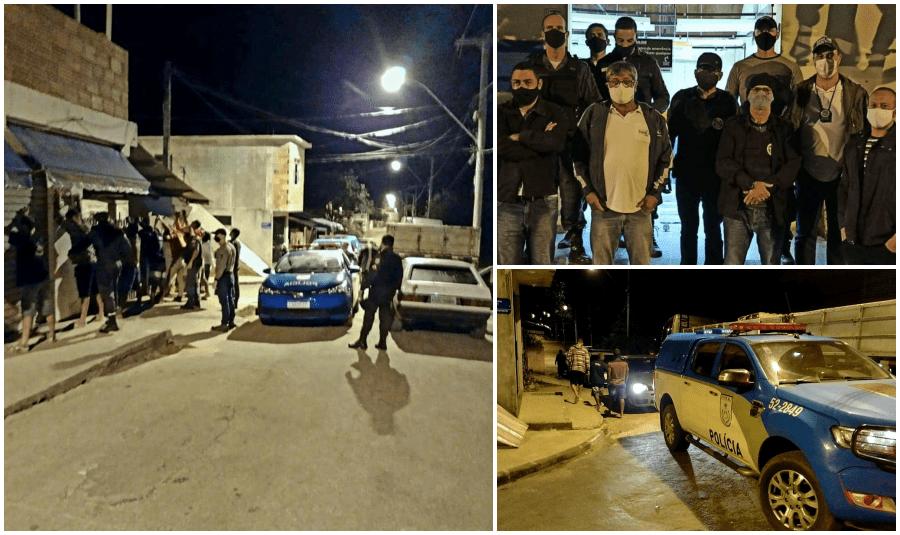 Cantagalo: Polícia interrompe aglomeração em bar no Bairro Novo Horizonte