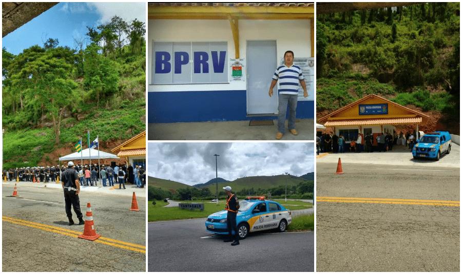 Posto de Polícia Rodoviária pode ser fechado na RJ-160, entre Cantagalo e Carmo