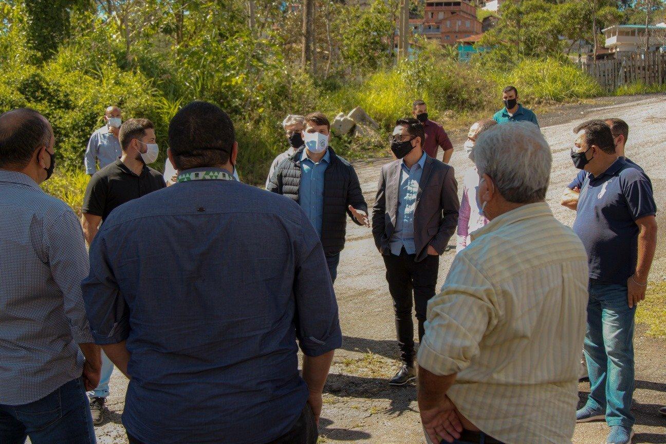 Prefeituras e Estado se unem para reativar usina de asfalto de Nova Friburgo