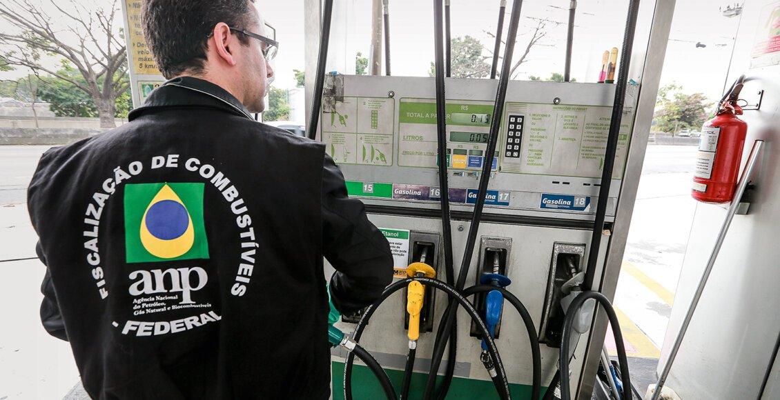 ANP fiscaliza revenda de gás e postos de combustíveis no Noroeste Fluminense