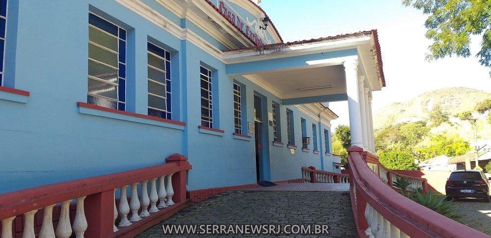 Santa Casa de Caridade de Cantagalo (Hospital de Cantagalo)