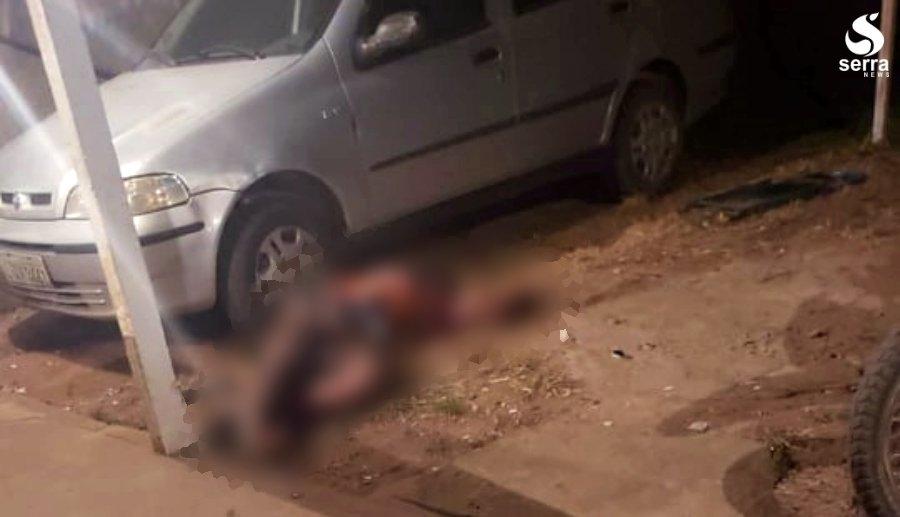 Homem é morto a tiros em bar de Batatal, na zona rural de Itaocara