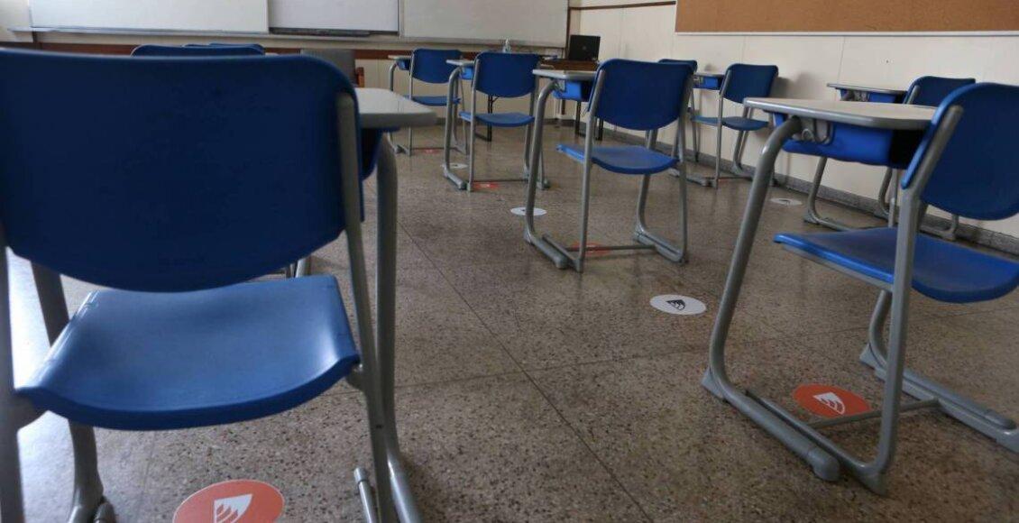 Aulas presenciais retornam em algumas escolas municipais de Nova Friburgo