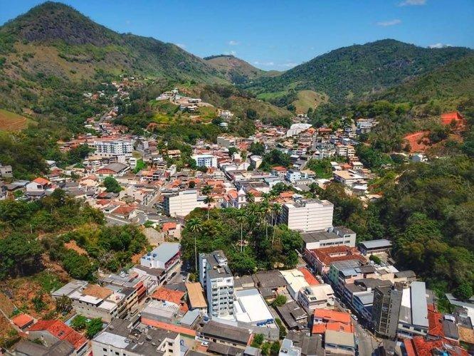 Cidade de Cantagalo RJ