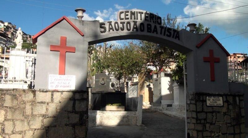 Novas covas e liberação de gavetas nos cemitérios de Nova Friburgo