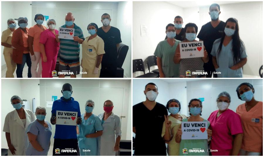 Mais de 28 mil pessoas já se recuperaram da Covid-19 em Itaperuna