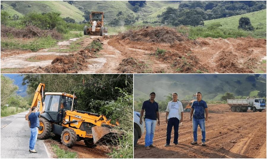 Prefeitura prepara terreno para receber distrito industrial em Santa Maria Madalena