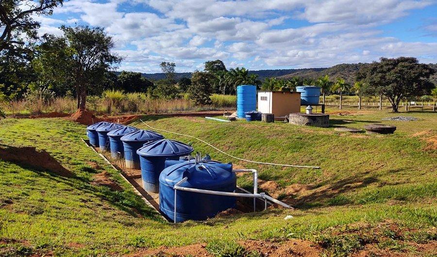 Projeto da Embrapa pode levar tratamento de esgoto de baixo custo para zona rural