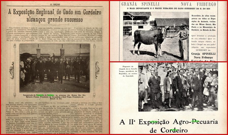 Centenário da #ExpoCordeiro: história da primeira Exposição Agropecuária de Cordeiro