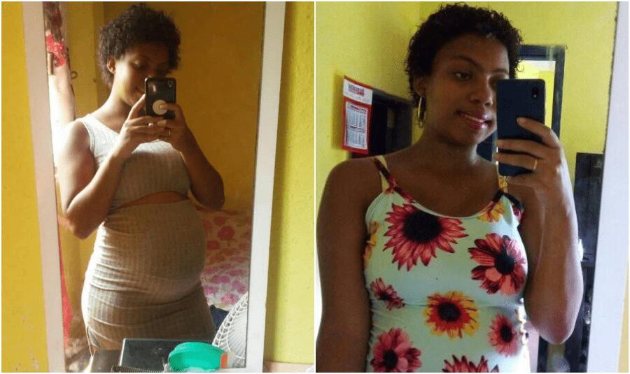 Jovem grávida com coronavírus ganha bebê, mas perde a vida em Cantagalo