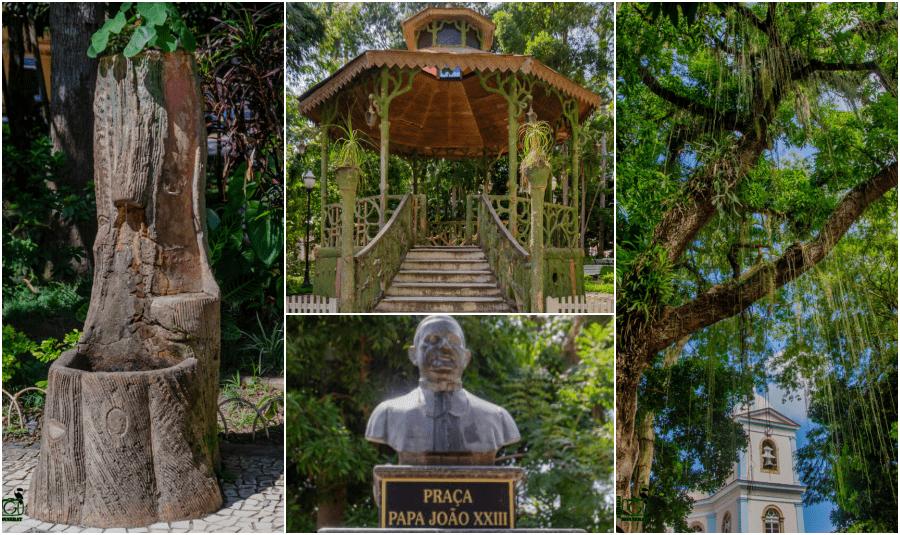 Praça do João XXIII: por dentro das memórias do Jardim de Cantagalo