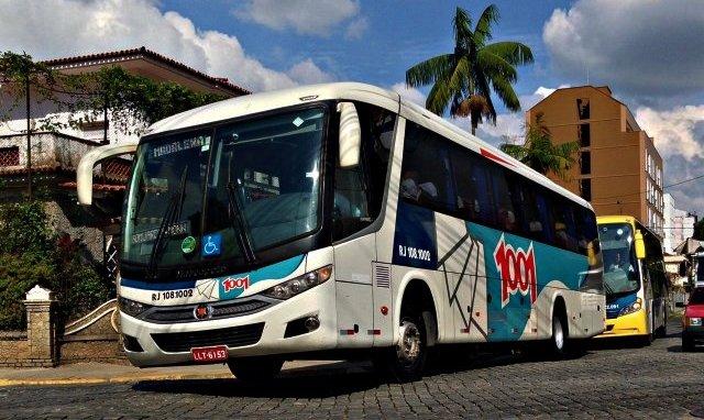Ônibus intermunicipais voltam a parar no centro de Nova Friburgo
