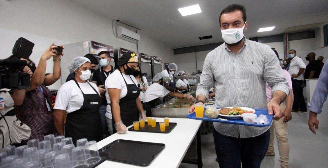 Petrópolis poderá ter Restaurante do Povo para combate à fome na pandemia