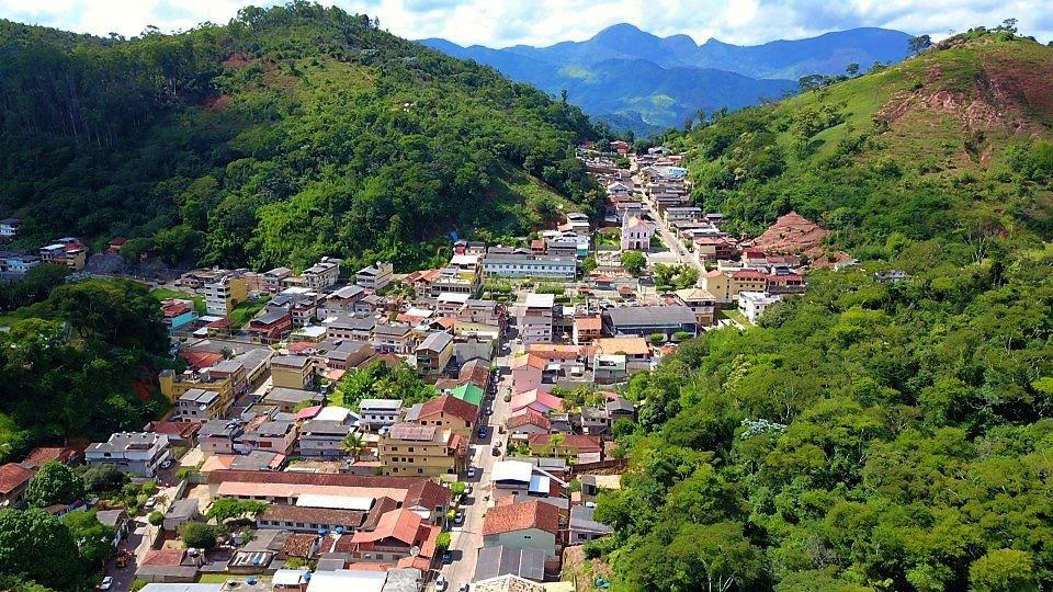 Cidade de São Sebastião do Alto RJ