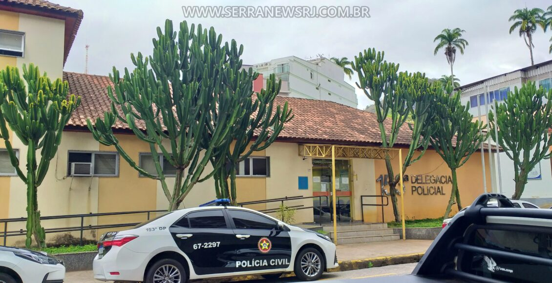 153ª Delegacia Policial de Cantagalo