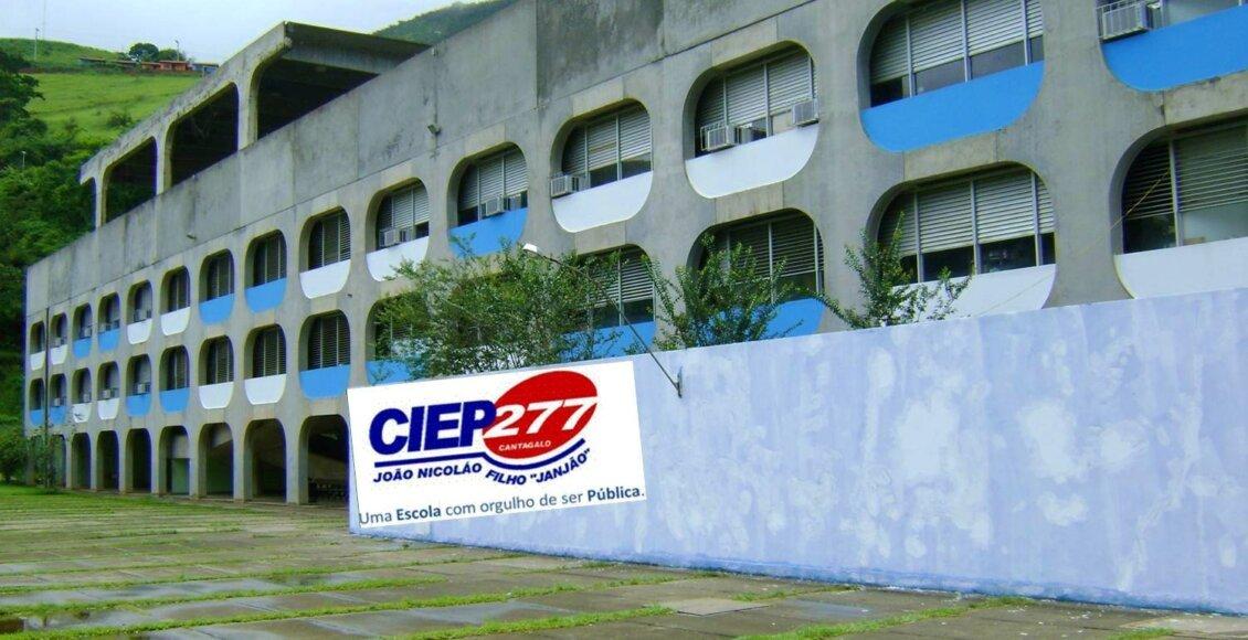 Faetec em Cantagalo deve funcionar no Ciep 277 e será inaugurada em agosto