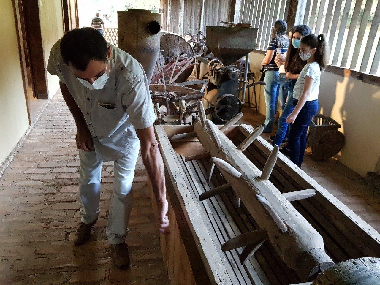 Histórica Fazenda Santana em Cantagalo