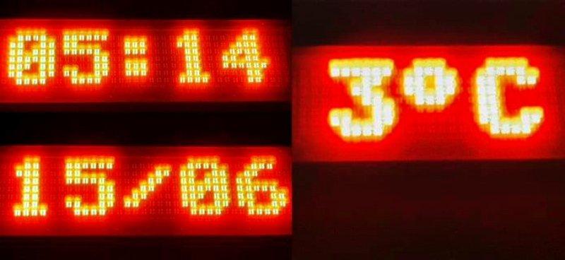 A poucos dias do inverno, termômetro marca 3°C em Nova Friburgo
