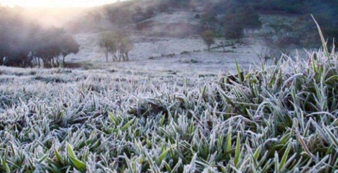 Primeira grande onda de frio do inverno derruba temperaturas na Região Serrana
