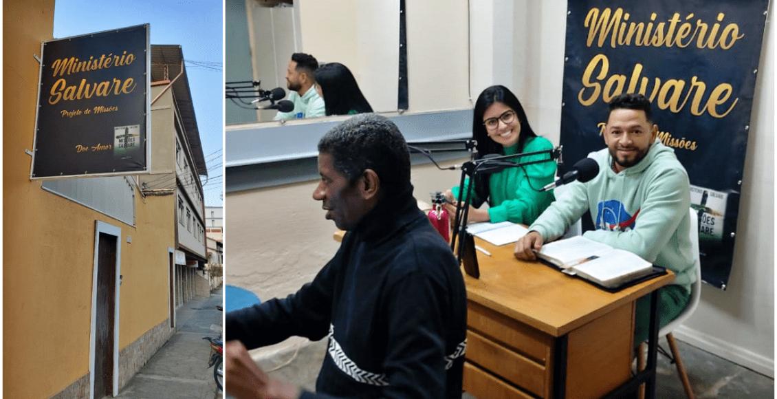 Ministério Salvare inaugura espaço de projeto missionário em Cantagalo