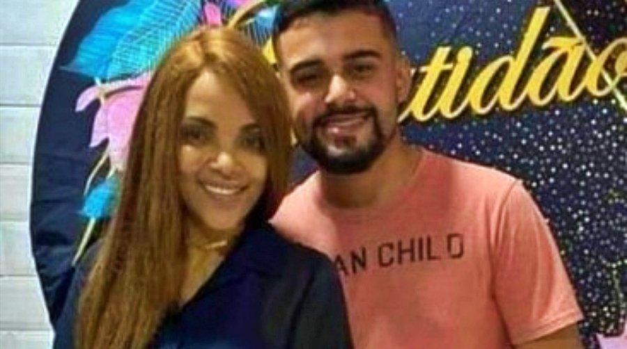 Flordelis confirma namoro com morador de Macaé 35 anos mais jovem