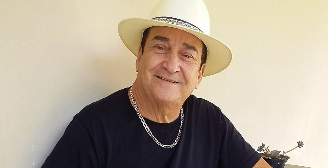 Cantor Pedro Garcia, de Itaocara, comemora aniversário pelo Facebook