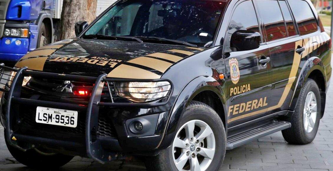 PF combate quadrilha de venda de cigarros (Polícia Federal)