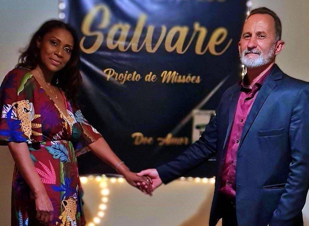 Responsáveis pelo Ministério Salvare - Cantagalo