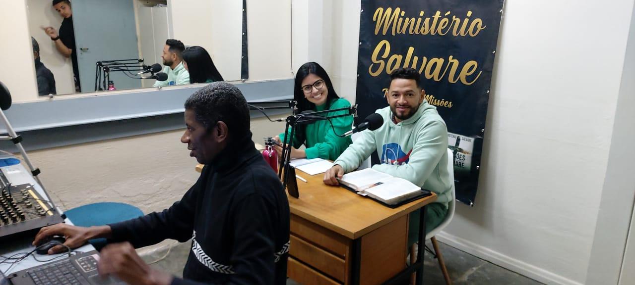 Rádio do Ministério Salvare - Cantagalo