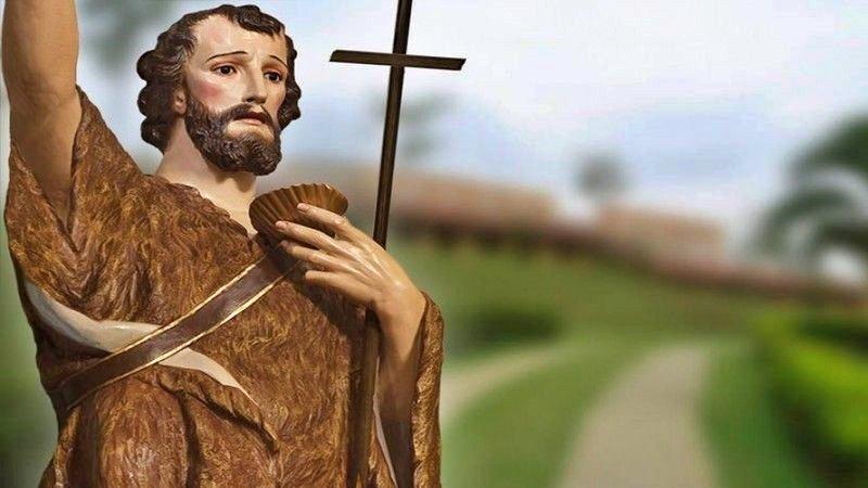 Figura de São João Batista