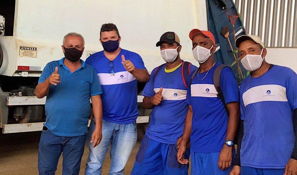 Garis encontram sacola com R$ 1,6 mil e devolvem a comerciante em Itaperuna