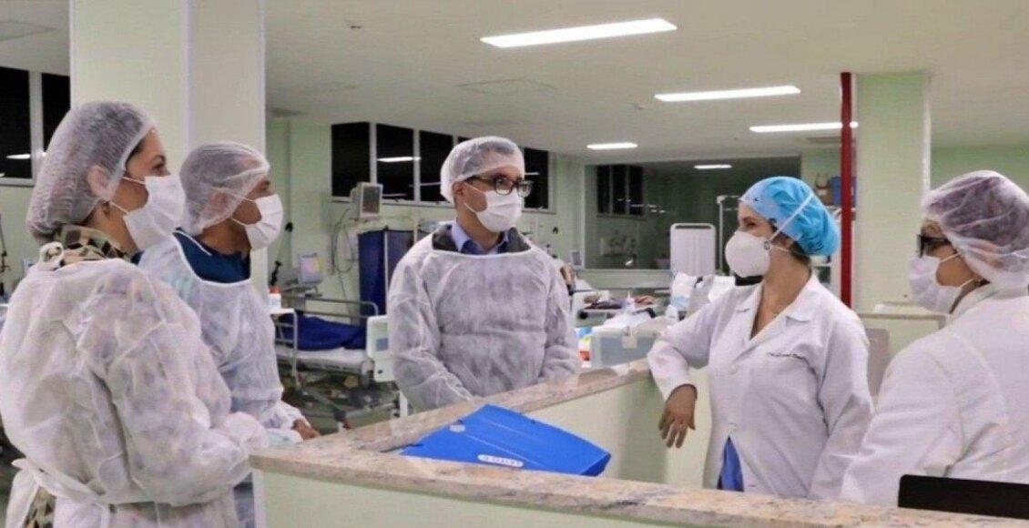 Hospital Raul Sertã ganha novos leitos de UTI em Nova Friburgo