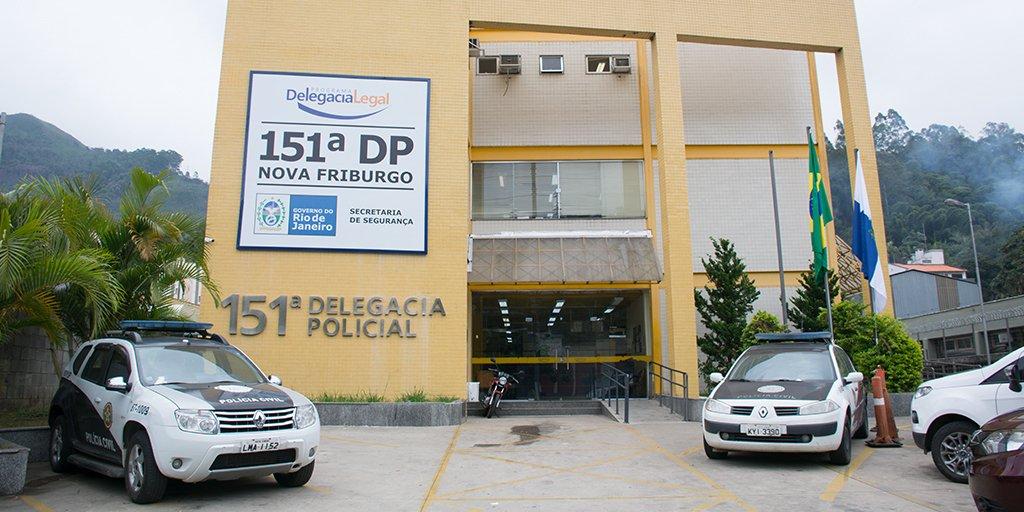 151ª DP Nova Friburgo