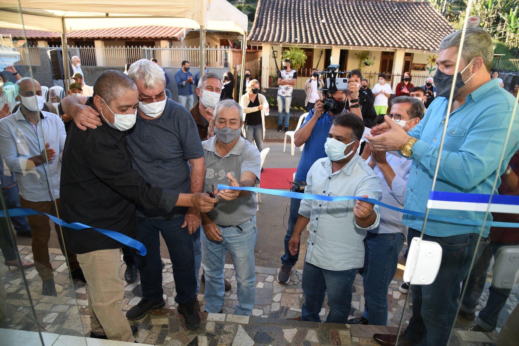 Posto da Emater-Rio é inaugurado em Monnerat, distrito de Duas Barras