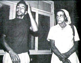 Valdir e Maria da Conceição. Acervo O Globo