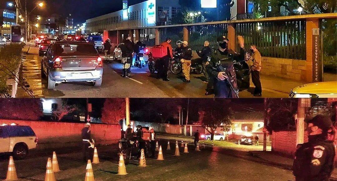 Friburgo: PM e SMOMU realizam operações para fiscalizar e inibir ilegalidades no trânsito