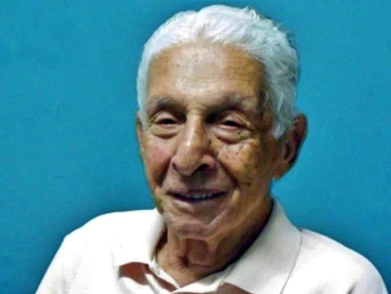 Abdo Carim morre aos 104 anos em Nova Friburgo