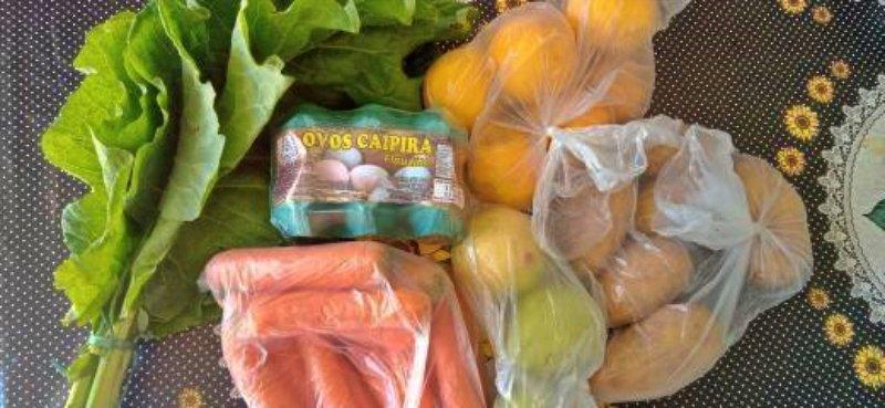 Por problemas no fornecimento, Prefeitura de Bom Jardim entrega kit alimentação incompleto