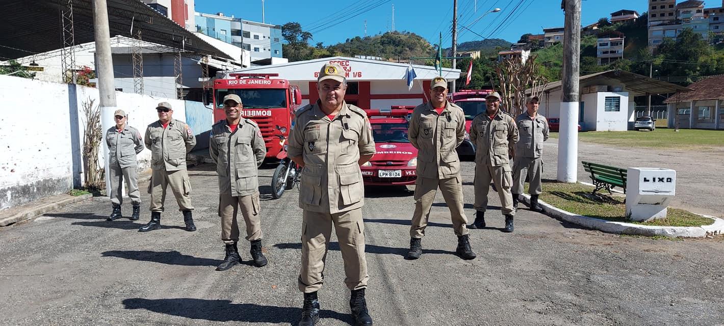 Corpo de Bombeiros de Cordeiro completa 38 anos de serviços prestados