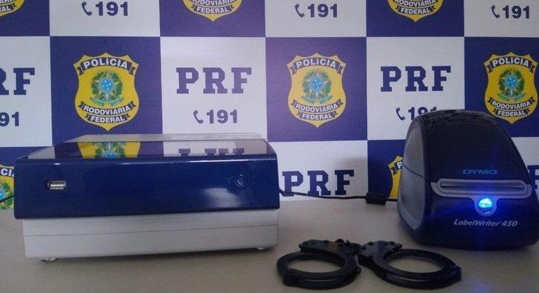 PRF: Drogômetro vai identificar se motoristas usaram drogas psicoativas