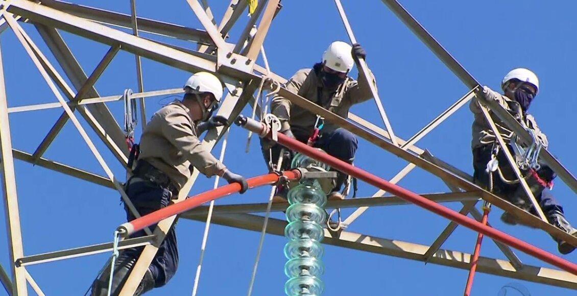 Furnas realiza manutenção em Sistema de Transmissão de 345 kV Campos - Macaé