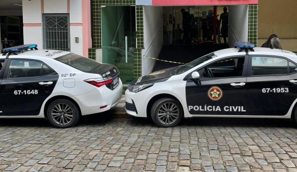 Suspeitos de integrar quadrilha de ataque a banco em Pirapetinga são presos