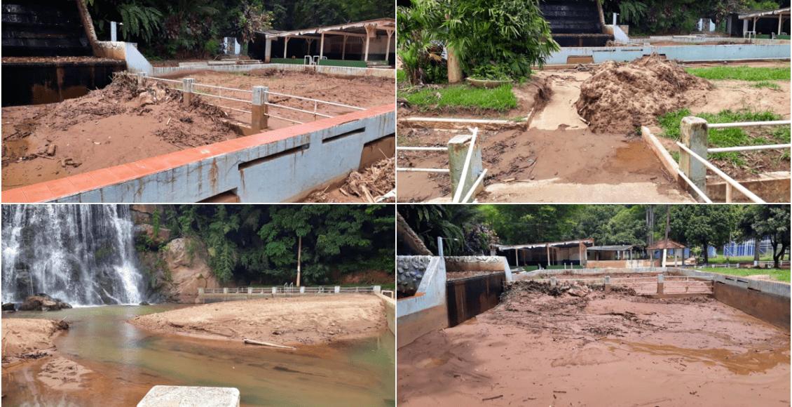 Moradores cobram das autoridades revitalização do Parque Aquático de Cambuci