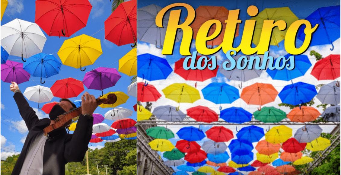 Cordeiro: Bairro Retiro Poético vai ganhar Rua dos Guarda-Chuvas