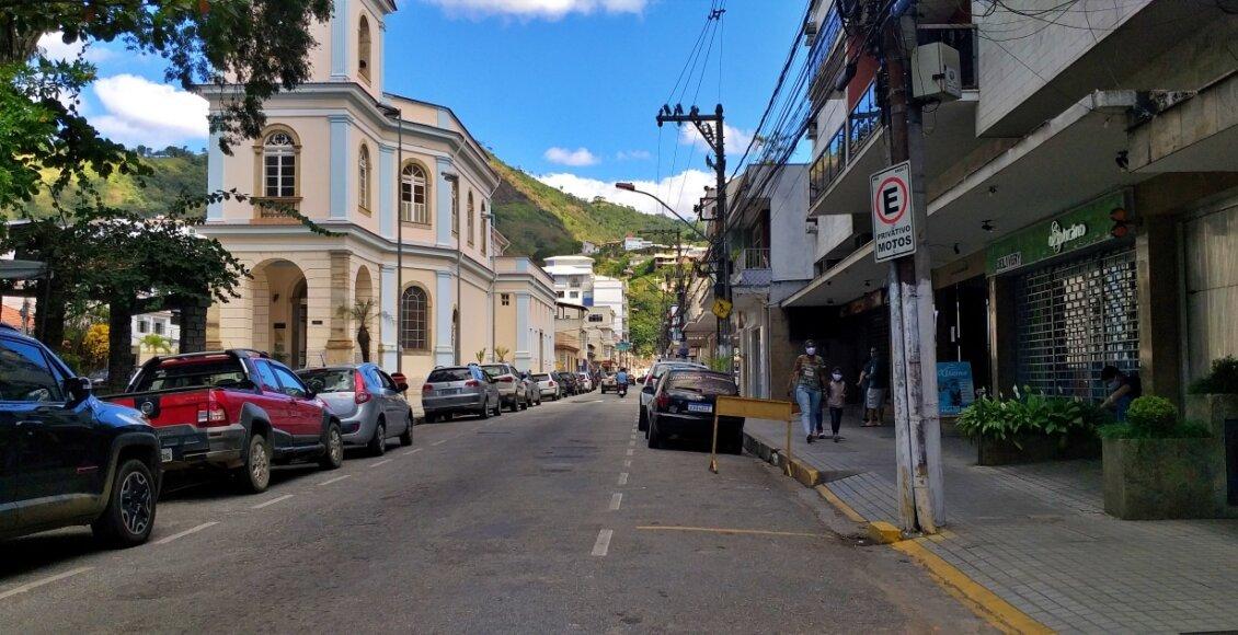 Cantagalo Centro